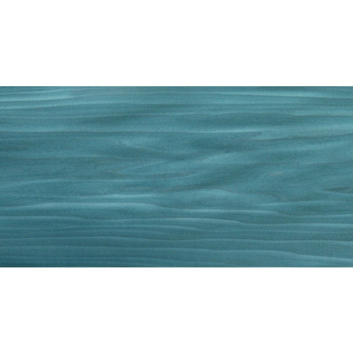 Aqua Tulipwood Coloured Wood Veneer