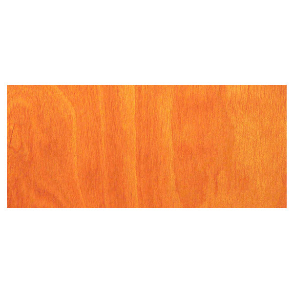 Bright Orange Dyed Constructional Wood Veneer