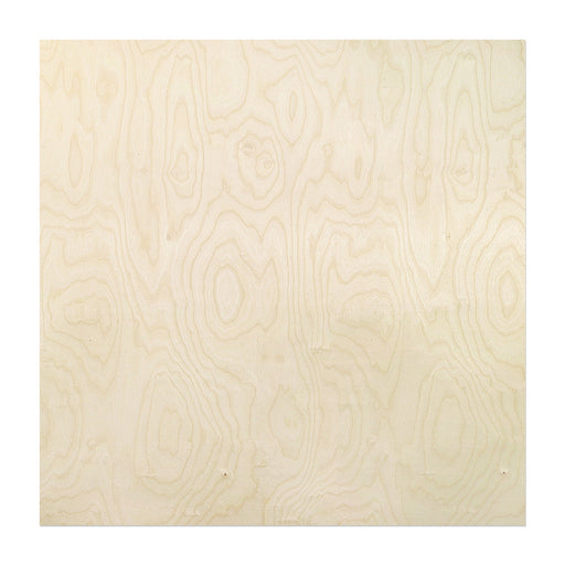 Birch Flexible Plywood 0.4mm Thick 155cm x 155cm