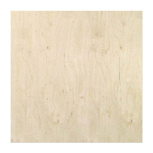 Birch Flexible Plywood 0.8mm Thick 155cm x 155cm
