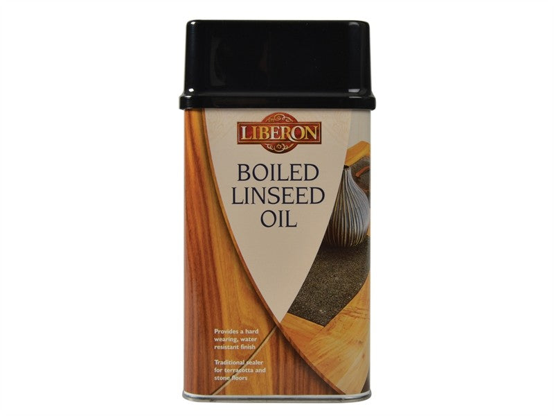 Liberon Boiled Linseed Oil (500ml)
