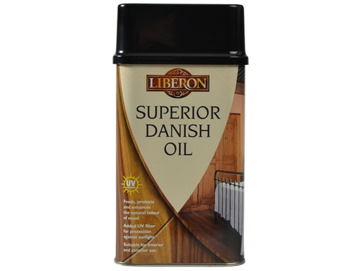 Liberon Superior Danish Oil (500ml)