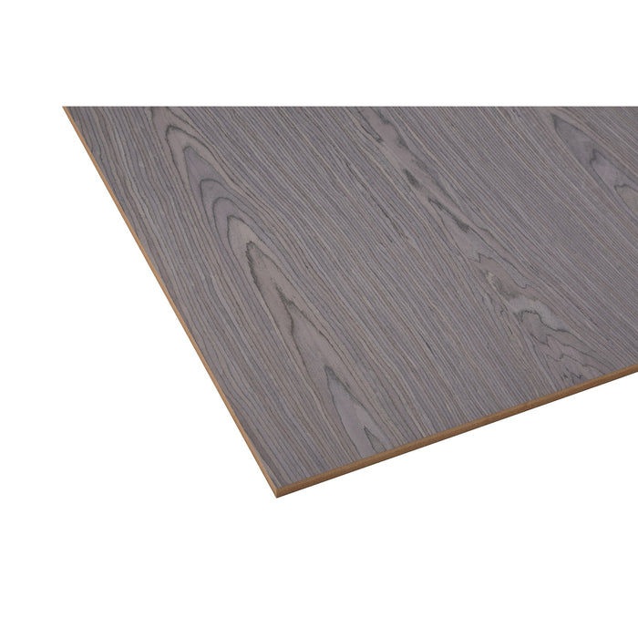 Lusso Grey Oak Wood Veneer Wall Panels