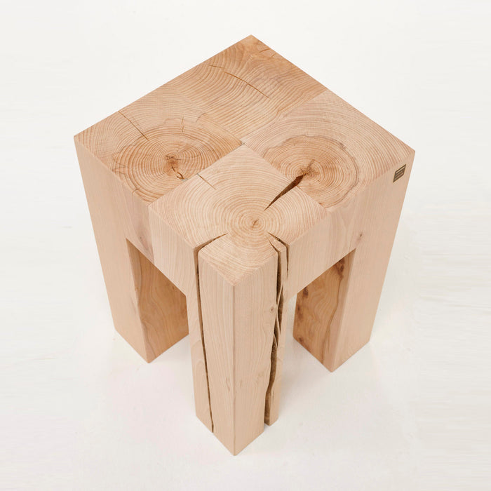 BLOK01 Solid Wood Occasional Table