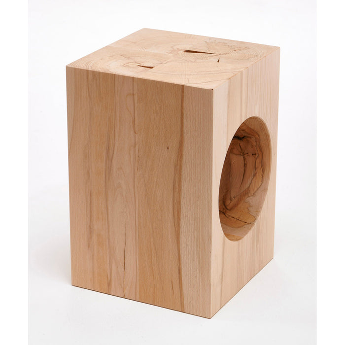 BLOK05 Solid Wood Occasional Table