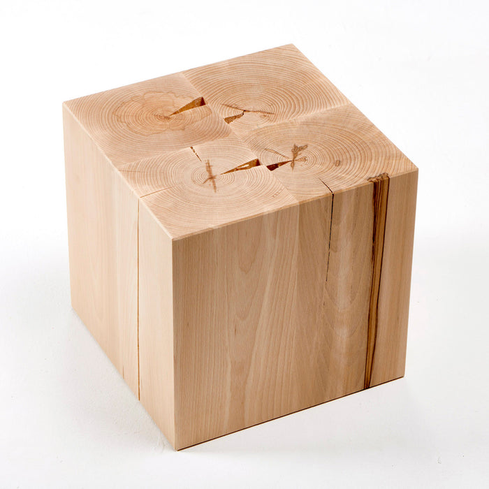 BLOK12 Solid Wood Occasional Table