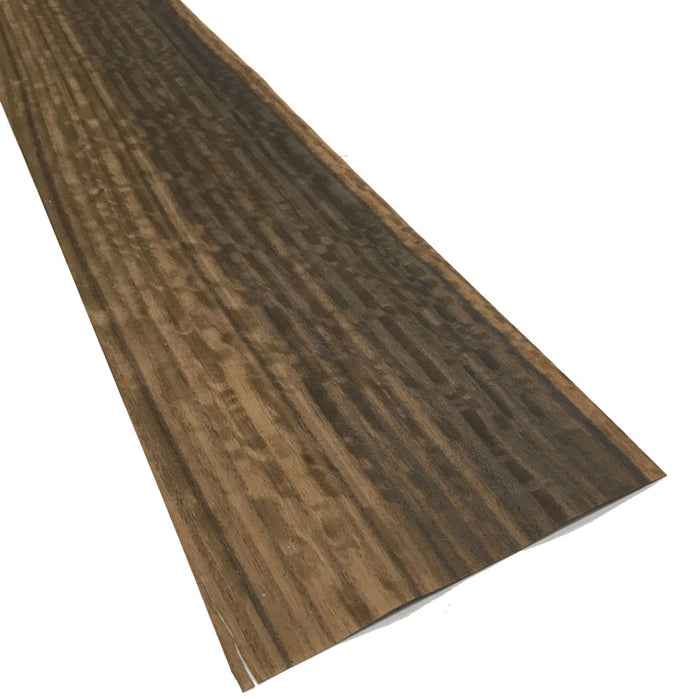 Smoked Figured Eucalyptus Wood Veneer