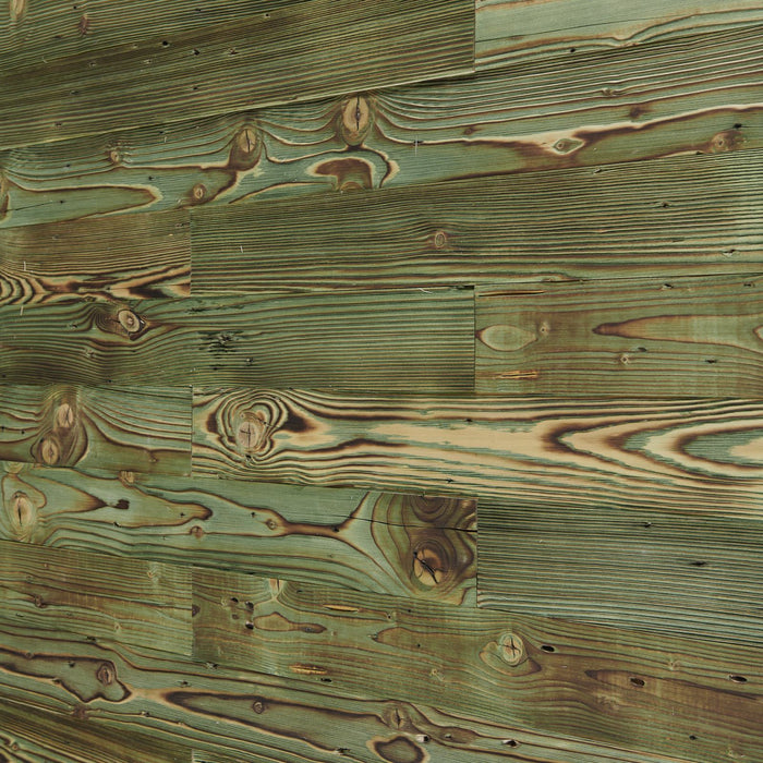Peridot wood wall panel