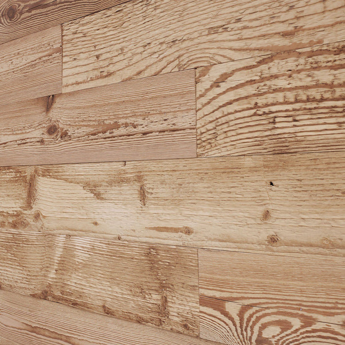 Pine Wood Wall Panelling Solution