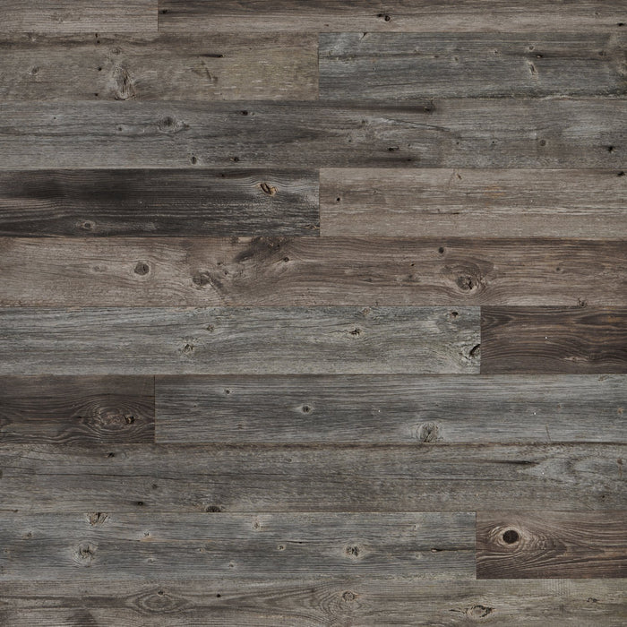 Grey Reclaimed Wood Wall Panels