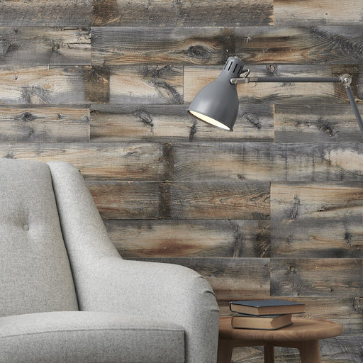 Red Rock Grey Reclaimed Wood Lounge