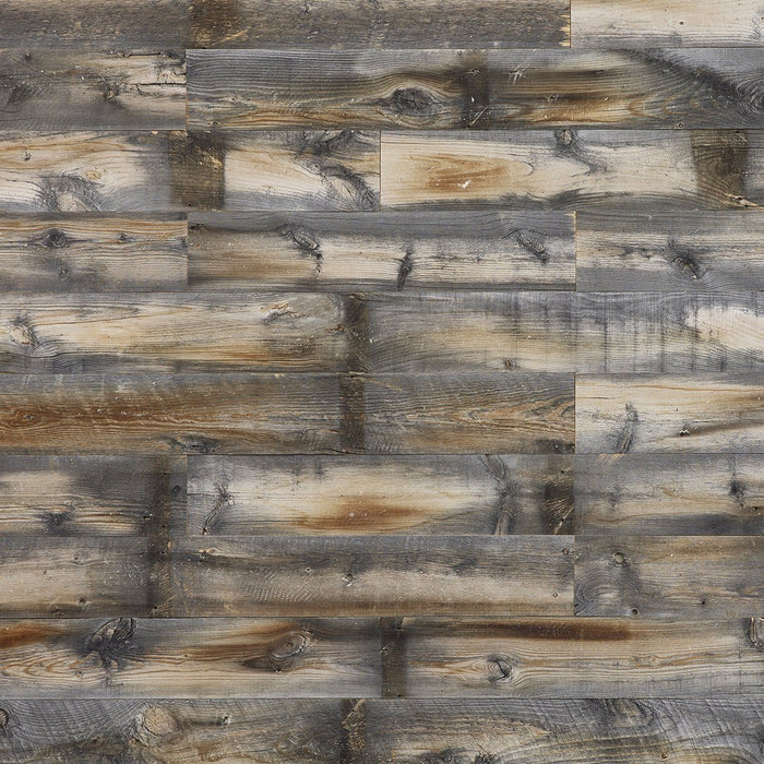 Red Rock Grey Reclaimed Wood Plain