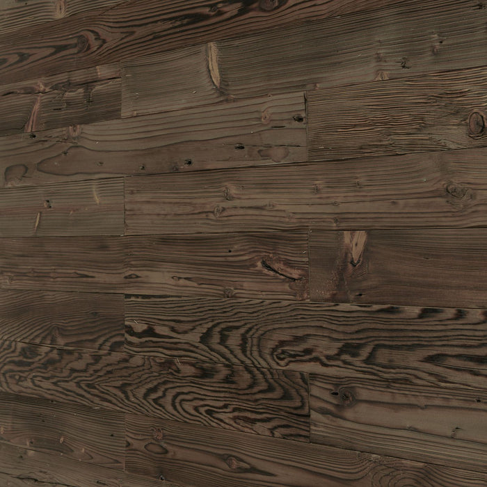 rustic wooden wall panels