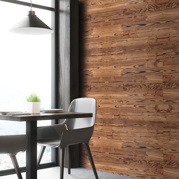 Smokey Quartz Reclaimed Wood Wall Panels
