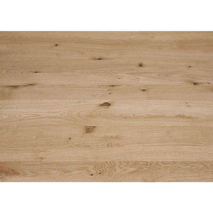 Textured Rough Cut Oak Fleece Backed Wood Veneer 244cm x 122cm