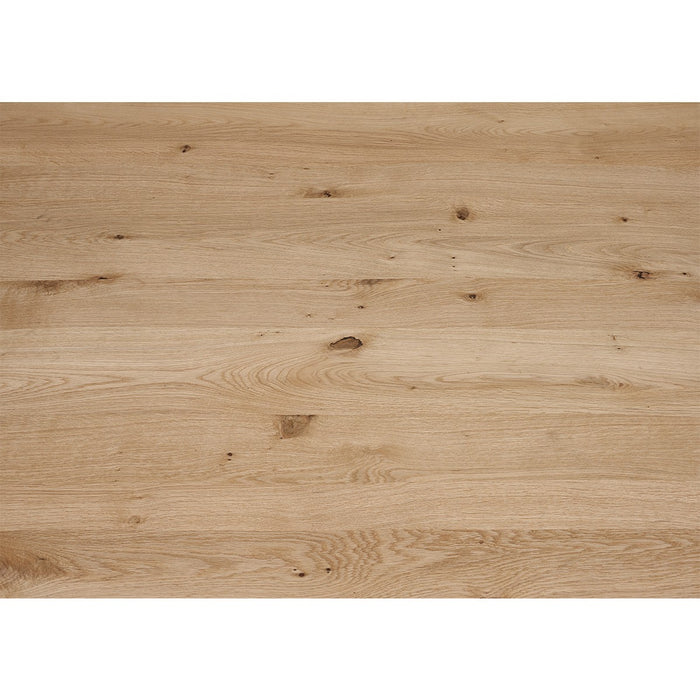 Textured Light Oak Fleece Backed Wood Veneer 244cm x 122cm