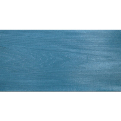 Light Blue Tulipwood Coloured Wood Veneer