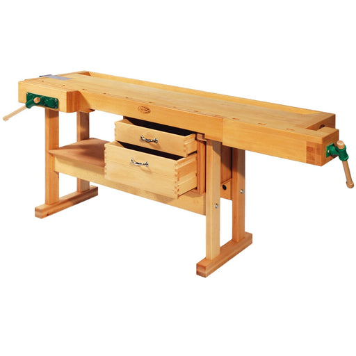 Wittmann Workbench Essential Edition with Solid Wood Drawers