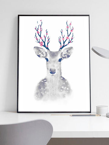 Flower Deer - Winston Square. Home interior and decor store