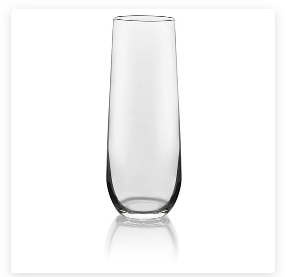 Champagne Flutes (stemless)