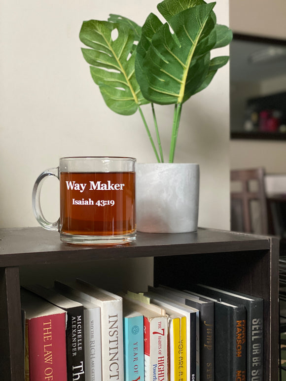 Way Maker Coffee Mug