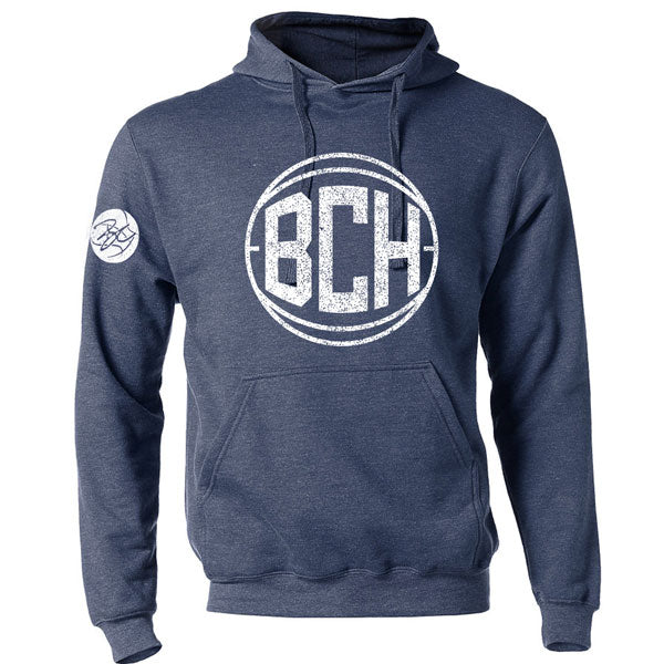 Blue Collar Basketball Hoodie