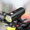 1000  Lumens Waterproof front light bike