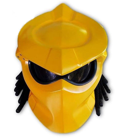 Predator Helmet Yellow - Goods Shopi