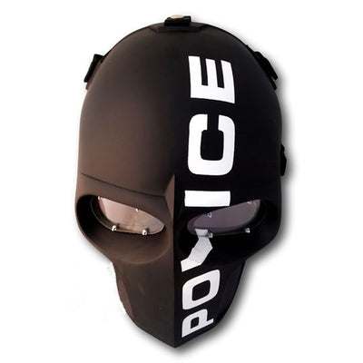 Paintball Airsoft Mask  Police - A035 - Goods Shopi