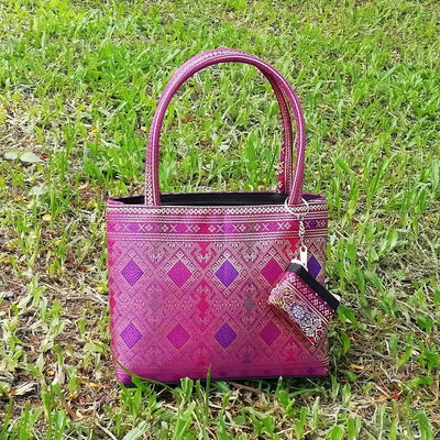 Handmade Handbags Thai patterns - Goods Shopi