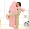 Squishy Rabbit Giant Stuffed Animal Soft Bunny Plush Toy
