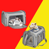 Cat Pet Dog Carrier Bag Airline Approved Transport