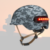 Cycling MTB Bicycle Smart Helmet Bike Lamp