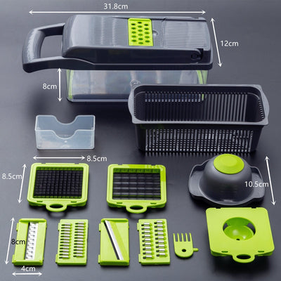 Multifunctional Vegetable Cutter Slicer