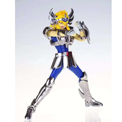Action figure model Pegasus seiya Dragon shiryu Hyoga Cygnus