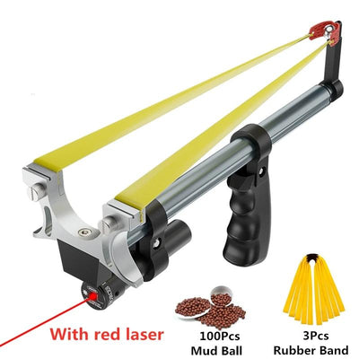 Laser Rubber Band Outdoor Hunting