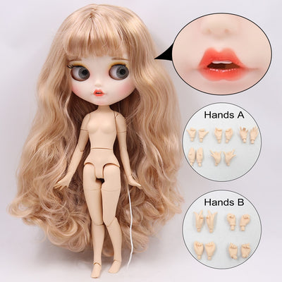 Anime BJD 30cm Body Ball Jointed Doll
