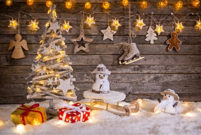 Christmas Party New Year Backgrounds Backdrops - Goods Shopi