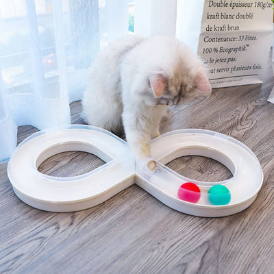 Cat toys Ball Track Tunnel - Goods Shopi