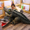 Giant Stuffed Animal Crocodile Simulation Plush Toy