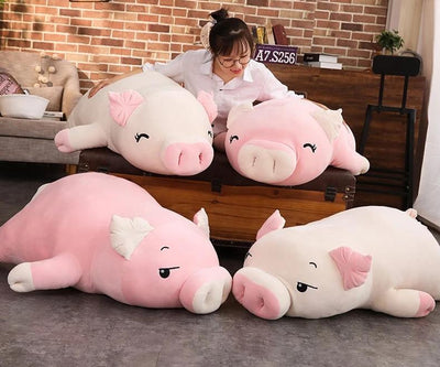 Squishy Pig Giant stuffed animals  Plush Toy - Goods Shopi