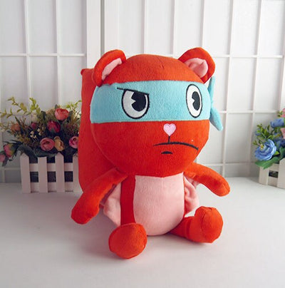 Happy Tree Friends Stuffed Animal squirrel Splendid and Splendont plush toys