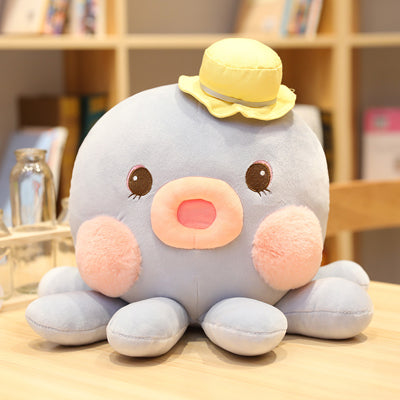 kawaii plush octopus stuffed animals soft toys - Goods Shopi