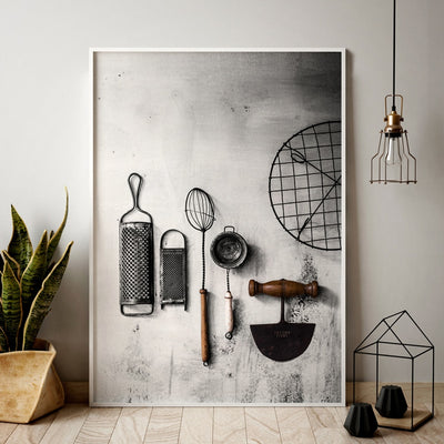 kitchen wall decor canvas art - Goods Shopi