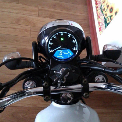 Multifunction Motorcycle Meter Indicator light - Goods Shopi