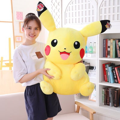 Giant stuffed animals Pikachu Plush Toys - Goods Shopi