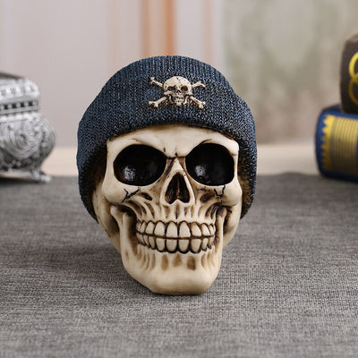 Skul Punk Skeleton Craft Home Decorations - Goods Shopi