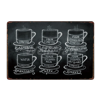 Farmhouse decor ideas Coffee kitchen decor - Goods Shopi