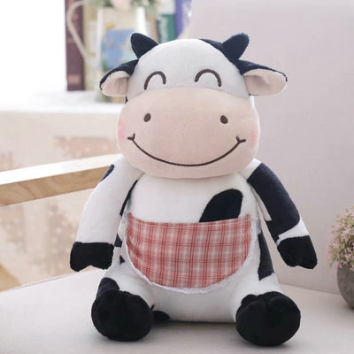 Kawaii Plushies Cow Stuffed Animals toy