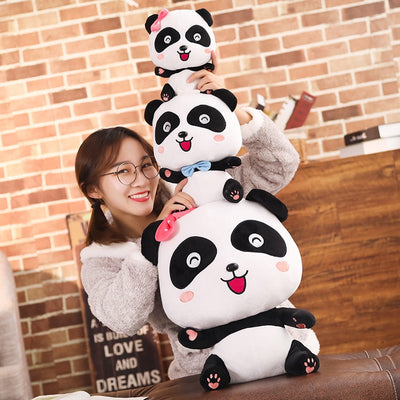 Cute Panda Plush Stuffed Toys